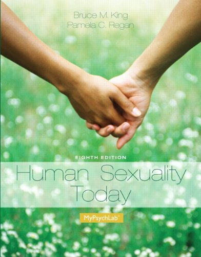 Human Sexuality Today (8th Edition)