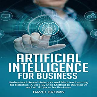 Artificial Intelligence for Business cover art