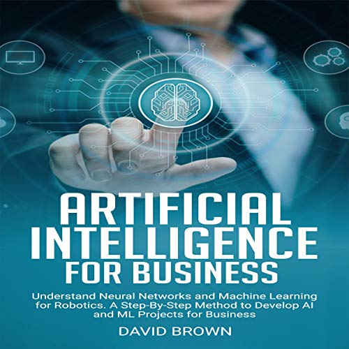 Artificial Intelligence for Business audiobook cover art