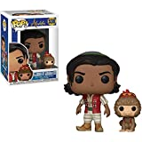 Funko Pop Animation : Aladdin - Aladdin of Agrabah with Abu 3.75inch Vinyl Gift for Anime Fans Super...
