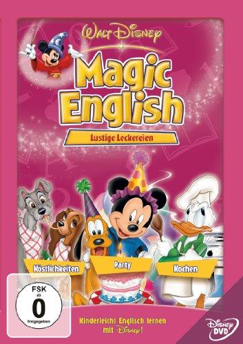 Magic English - Lustige Leckereien