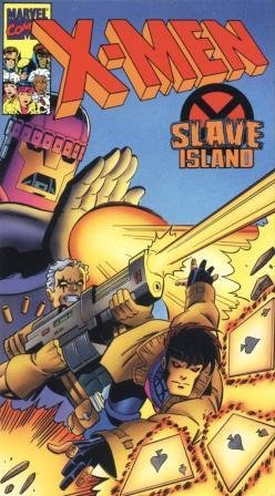 X-Men: Slave Island [VHS]