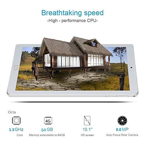 BlackUdragon Mini 10.1 inch Origineel Ontwerp 3G Telefoongesprek Android 7.0 8 Core 64 GB Tablet PC Computer Metalen Shell Dubbele Kaart
