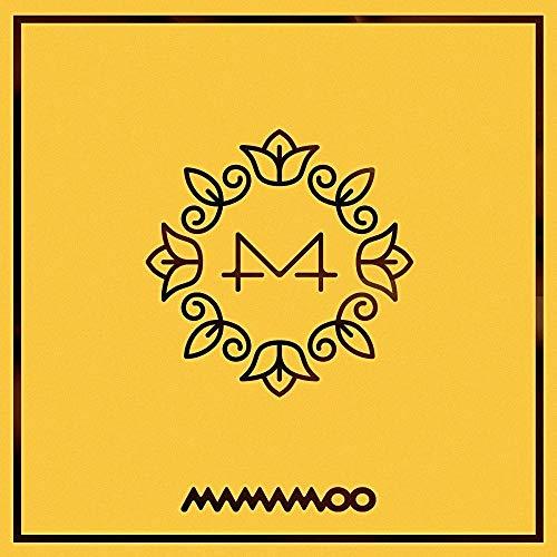 RBW MAMAMOO - Yellow Flower (6th Mini Album) CD+Booklet+Photocard