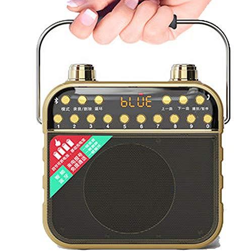 Altavoces inalámbricos Bluetooth Alta capacidad de sonido envolvente