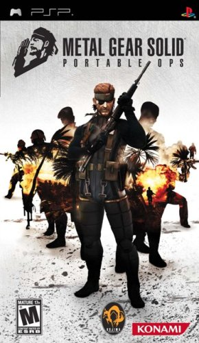 Metal Gear Solid Portable Ops (輸入版)