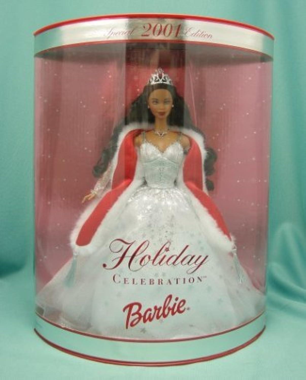 Mattel Barbie Happy Holiday Celebration 50305 B000VHHFZA Schön | Erlesene Materialien