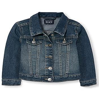 toddler girl jean jacket
