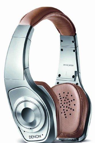 DENON AH-NCW500 Silver   Global Cruiser Bluetooth Wireless Noise Canceling Headphones (Japan Import)