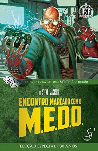 Encontro Marcado com o M.E.D.O. - Volume 14