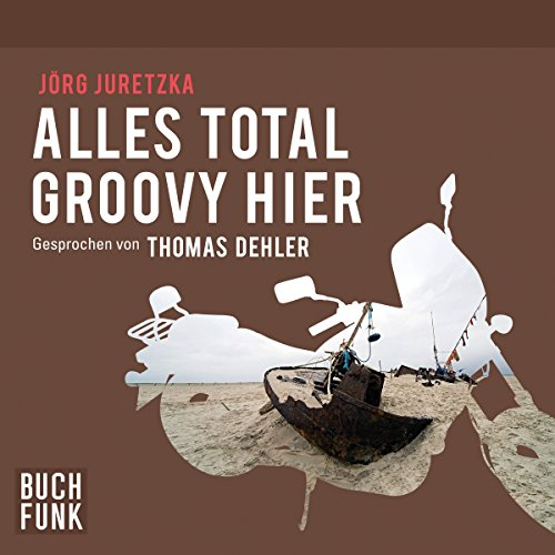 Alles total groovy hier audiobook cover art