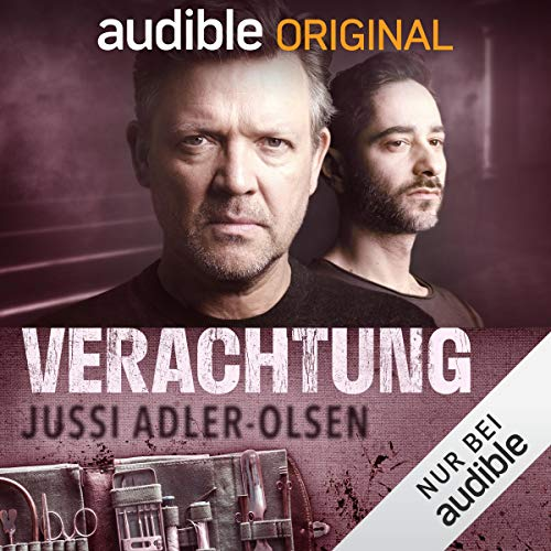 Verachtung - Carl Mørck  By  cover art