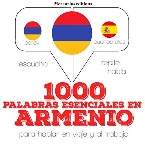 1000 palabras esenciales en armenio cover art