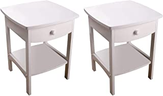 Best home depot white nightstand Reviews