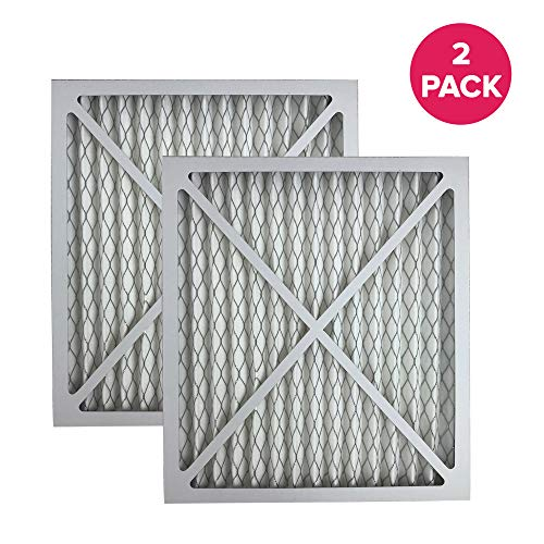 Crucial Air Purifier Replacement - Compatible with Hunter Filter Part # 30931 - Models 30201, 30212, 30213, 30240, 30241, 30251, 30378, 30379, 30381, 30382, 30383, 30526 - Bulk Packs (2 Pack)