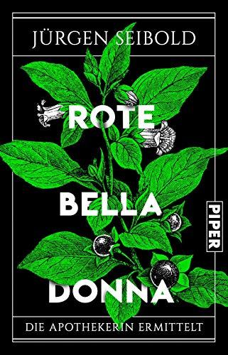Buchseite und Rezensionen zu 'Rote Belladonna' von Jürgen Seibold