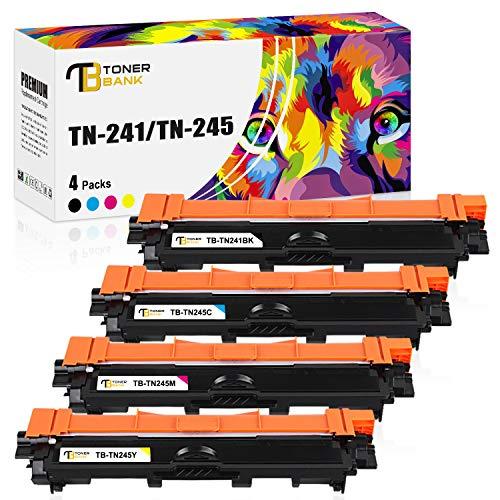 1x XL toner della stampante per Brother TN 241 BK BLACK//NERO hl-3140cw