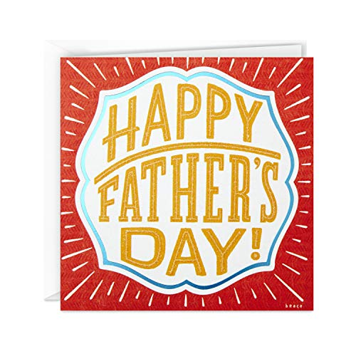 Studio Ink Fathers Day Card (Happy Father's Day)