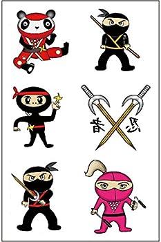 Best ninja tattoo Reviews