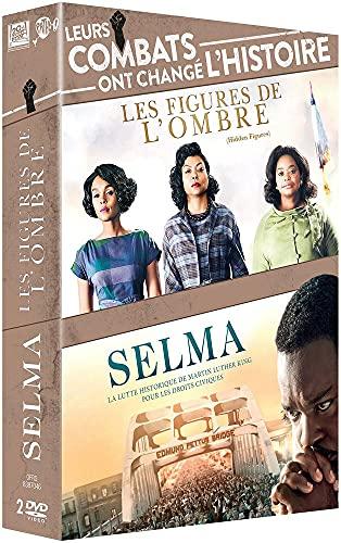 Hidden Figures / Selma (BOX) [2DVD] (IMPORT) (Keine deutsche Version)