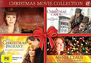 The Christmas Movies Collection 1 - 4-DVD Boxset ( An Old Fashioned Christmas / A Christmas Carol, The Musical / The Christmas Pageant / Ann [ Origen Australiano, Ningun Idioma Espanol ]