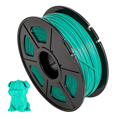 Aibecy PLA + Filamento de impresora 3D 1,75 mm Precisión dimensional +/- 0,02 mm Carrete de 1 kg (2,2 libras)
