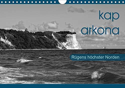Kap Arkona - Rügens höchster Norden (Wandkalender 2021 DIN A4 quer)