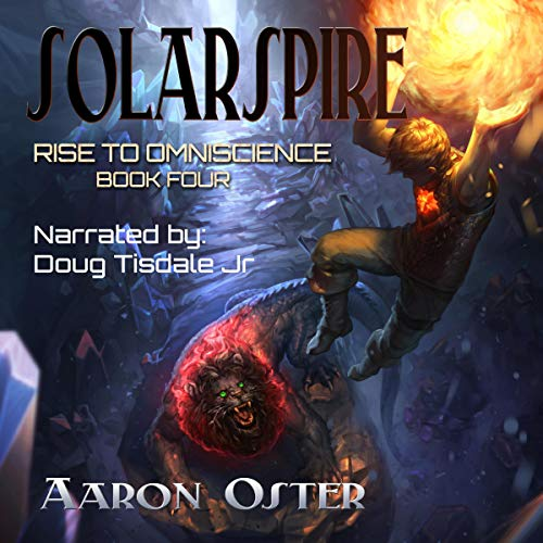 Solarspire cover art