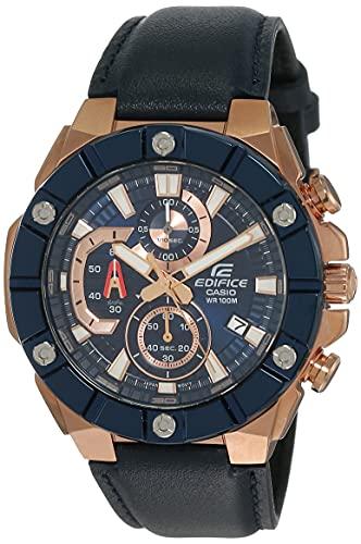 Casio Edifice Chronograph Black Dial Men's Watch EFR-569BL-2AVUDF(ED491)