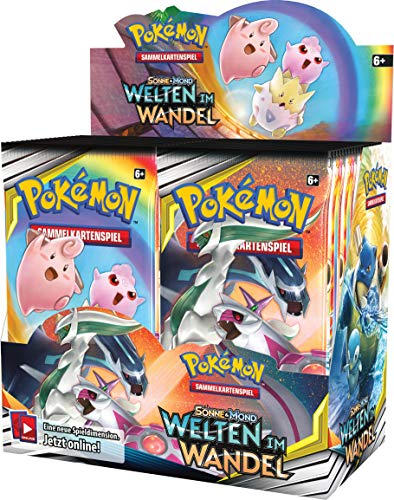 Pokemon SM12 - Welten im Wandel - 1 Display (36 Booster) - Deutsch