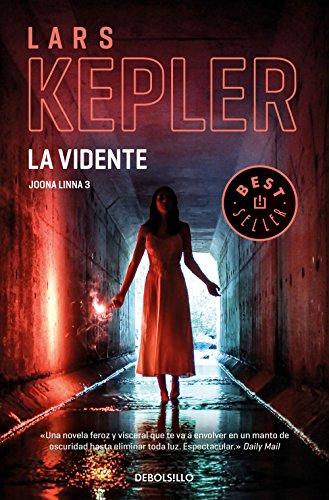 La vidente (Inspector Joona Linna 3) de Lars Kepler