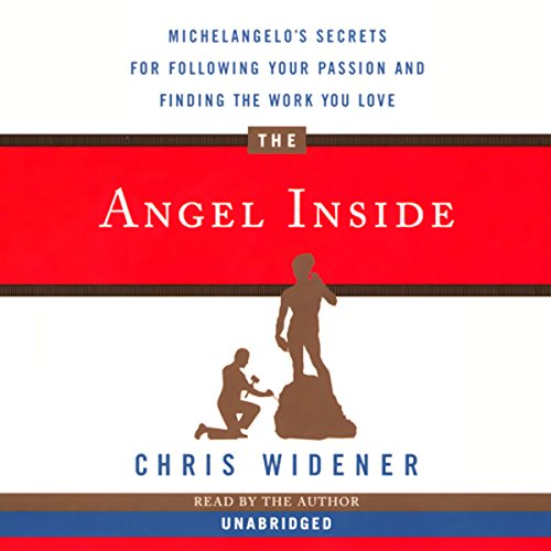 The Angel Inside audiobook cover art
