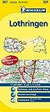 Michelin Lothringen (MICHELIN Localkarten)