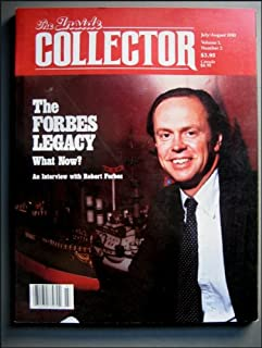 The Inside Collector July/August 1990 Uncle Sam Cigar Labels, Service Station Collectibles, Sharples Separator Company