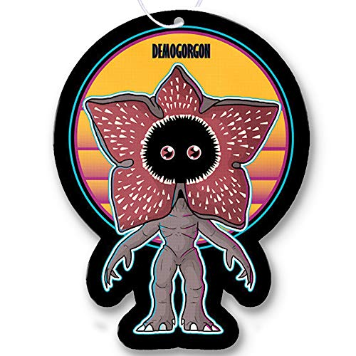 Fresh-a-Rama Pop Culture Car Air Freshener (Demogorgon - Black Diamond)