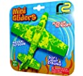 Airplane Toy Foam Glider Plane for Kids: Best Outdoor Toys for Boys & Girls All Ages. Safe & Fun Flying Gliders Easy Throwing Styrofoam Air Planes. Yard Games Great Gifts for Age 4 5 6 7 8 9 Year Olds