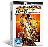 Indiana Jones: 4-Movie Collection (4K UHD Blu-ray)