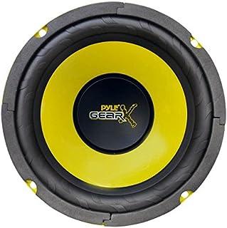 Pyle 6.5 Inch Mid Bass Woofer Sound Speaker System – Pro Loud Range Audio 300 Watt..