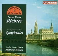 Richter: Symphonies (2013-05-03)