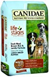 Canidae All Life Stages Large Breed Puppy Food Made With Duck Meal, Brown Rice & Lentils, 30 Lbs