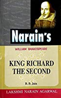 King Richard The Second - Shakespeare (Text with notes)