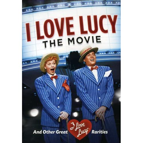 Amazon Com I Love Lucy The Movie And Other Great Rarities Arnaz Desi Frawley William Movies Tv