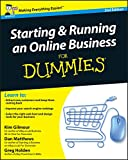 Starting and Running an Online Business For Dummies (English Edition)