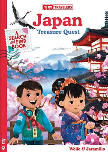 Tiny Travelers Japan Treasure Quest ⭐