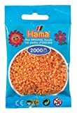 Hama Beads - Mini, tamaño 2.5mm, color amarillo mostaza