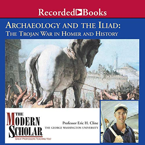 Archaeology and the Iliad cover art