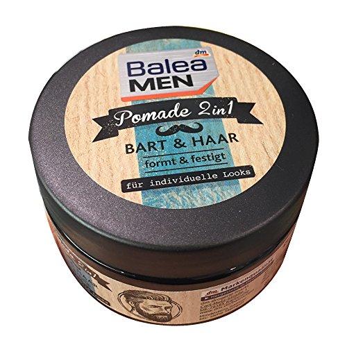 Balea MEN Pomade 2in1 fuer Bart & Haar Tube 100 ml