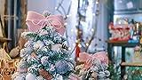 YUBYUB Puzzle 1000 Piezas Puzzle Rompecabezas para Adultos Kit de Bricolaje de Madera Decoración Moderna para el hogar Juguete arbol de Navidad año nuevo/75 * 50 CM