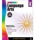 Spectrum Grade 8 Language Arts W...