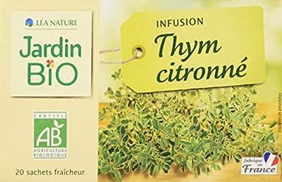 Jardin Bio Infusion Thym Citronné 30 g parent